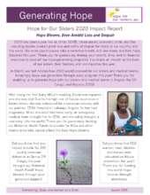 HFOS FY 2020 Impact Report (PDF)