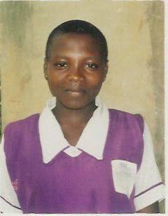 Jecinta dreams of a career in nursing