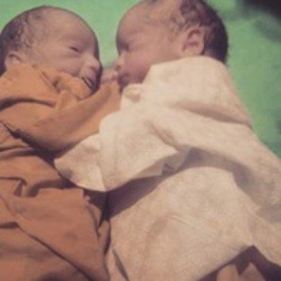 Twin boys born