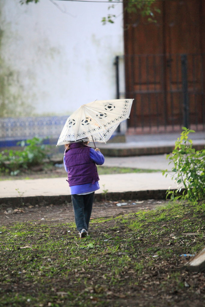 Provide care for 35 battered girls in Argentina