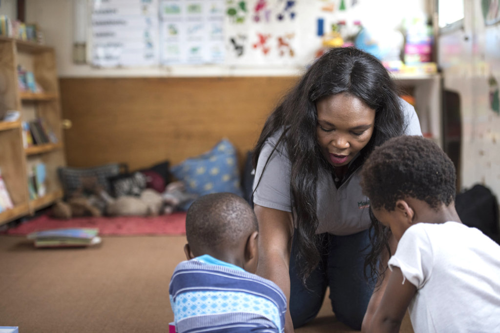 Transform 7 South African Preschools for 450+ Kids