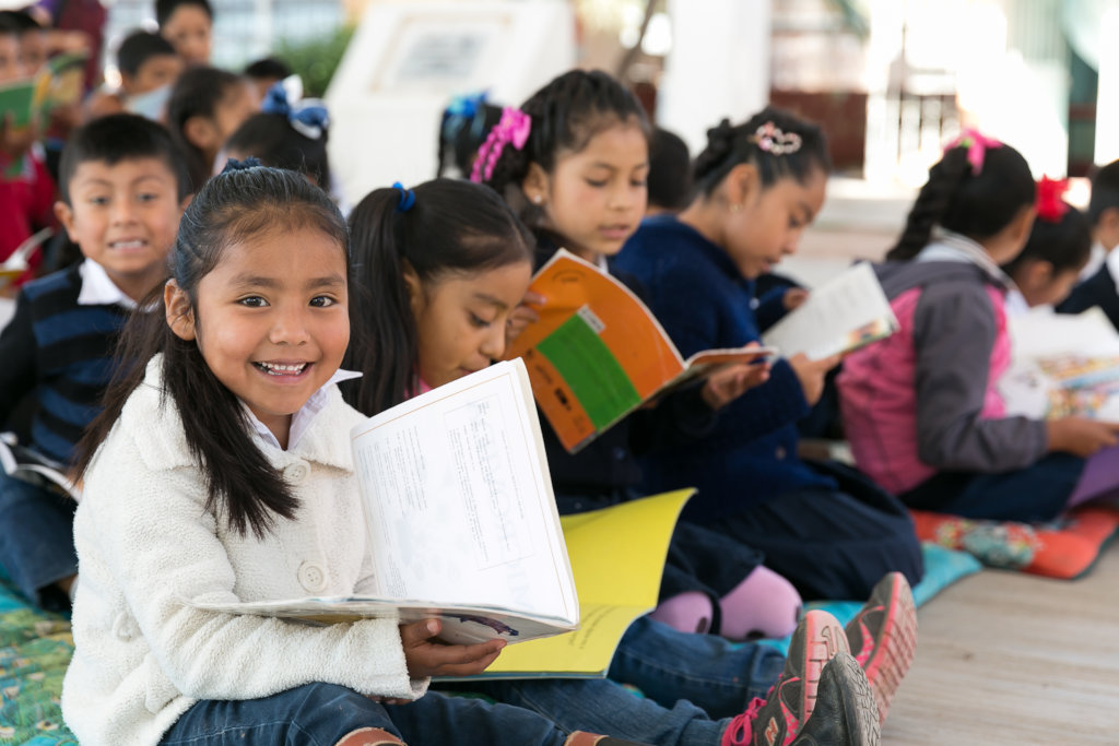 Be a hero for vulnerable children in Mexico
