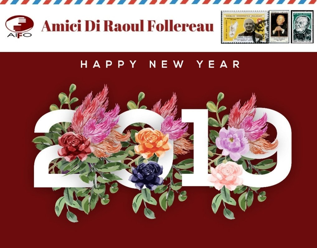 AIFO Team  wish a very happy & Prosperous new year