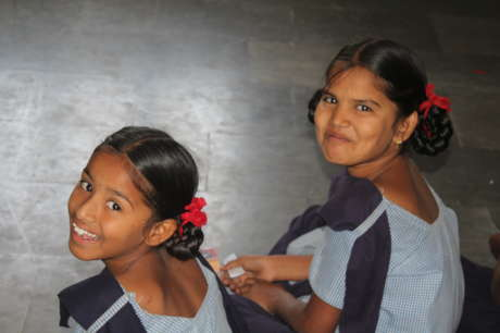 GIFT HEALTH... Help Screen 5300 Rural Indian Girls