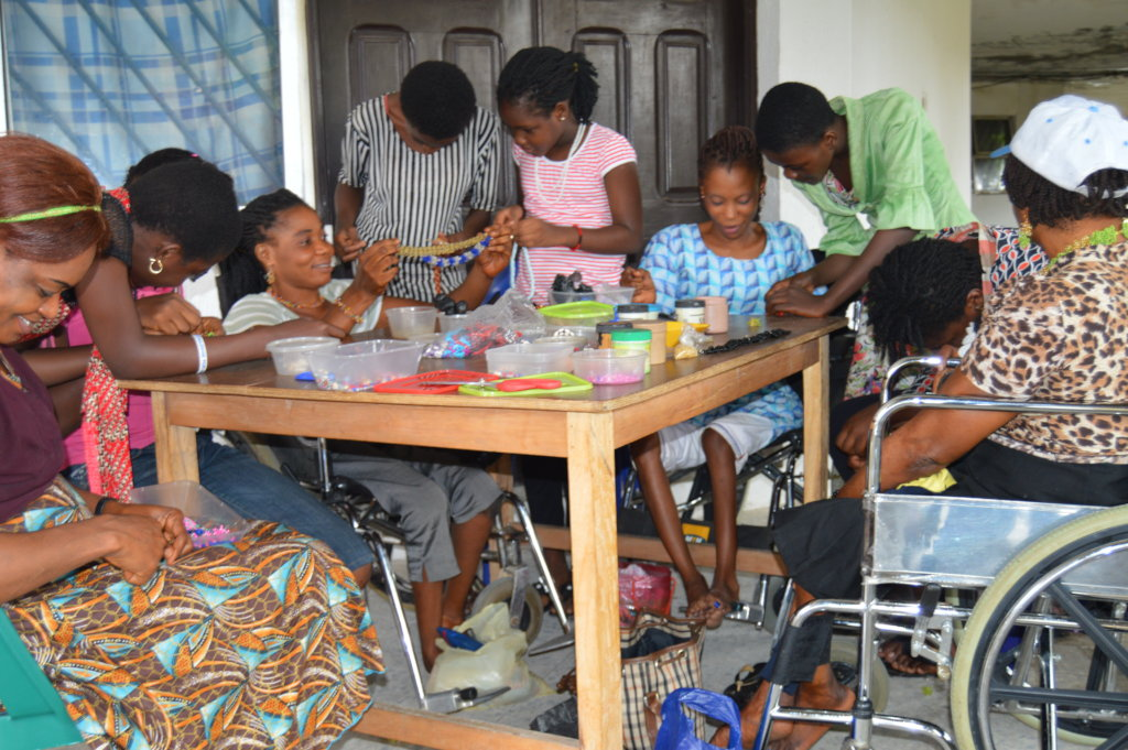 Vocational Skills for 1,000 Women in Nigeria