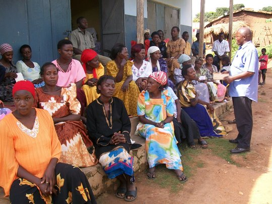 Empower 150 Ugandan Women to start a job