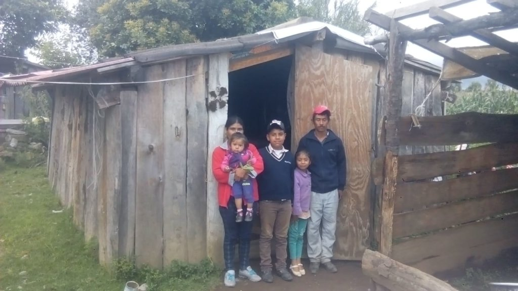 Building a Home for the Torres Family in Mexico