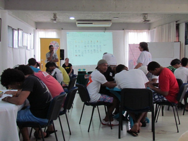 Empowering 100 youngsters for work in Colombia