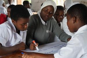 AGE Africa's Peer Mentoring Workshop