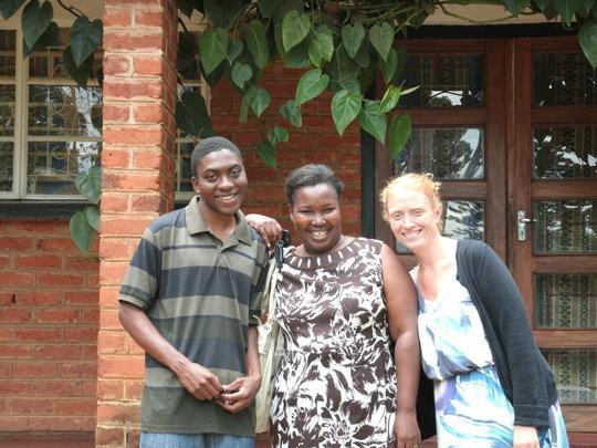 AGE Africa Program Team
