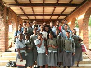 The Girls of Mulunguzi