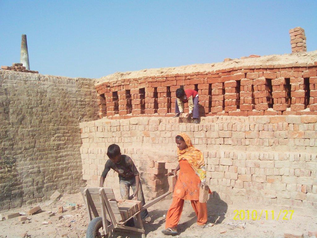 Children working in Mewat