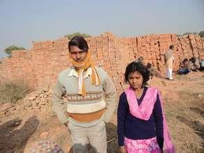 Sunil and Muskan