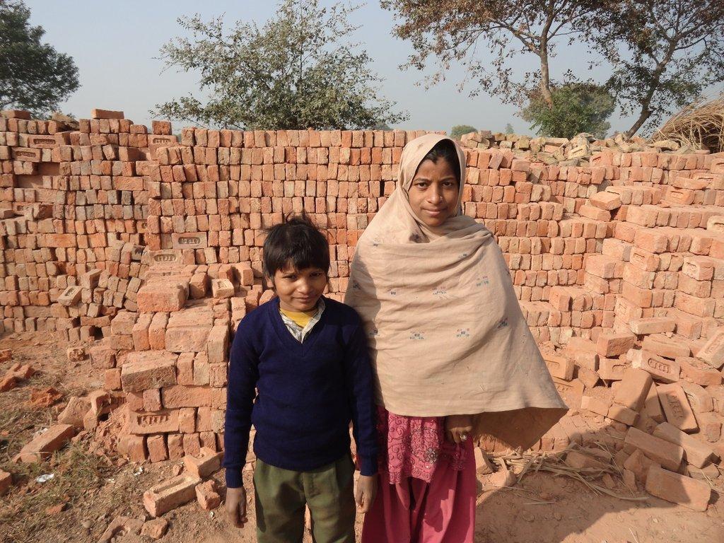 Satish and Priti