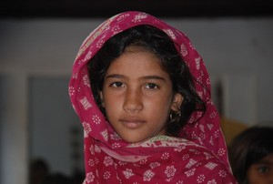 10 year old Summati hopes to get to go to 8th grade in Mewat