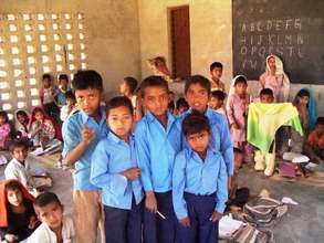From child laborers to students