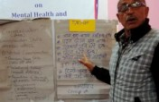 Capacity building training to health workers