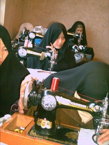 Herat WLC Tailoring Class