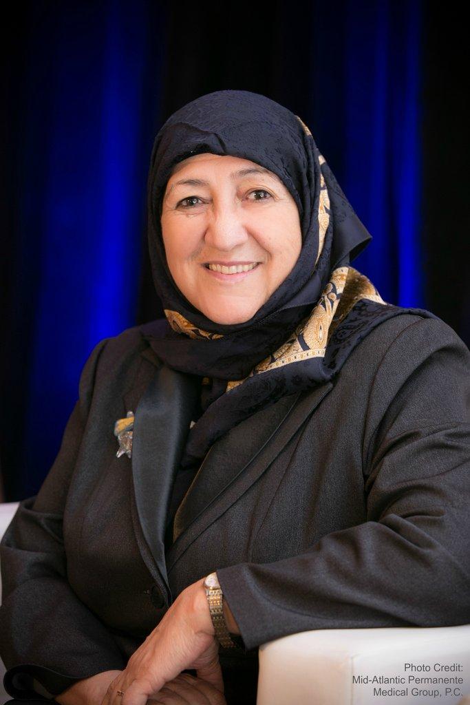 Dr. Sakena Yacoobi