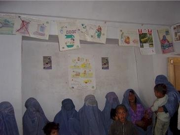 Learning Centers for Rural Afghan Women in Herat