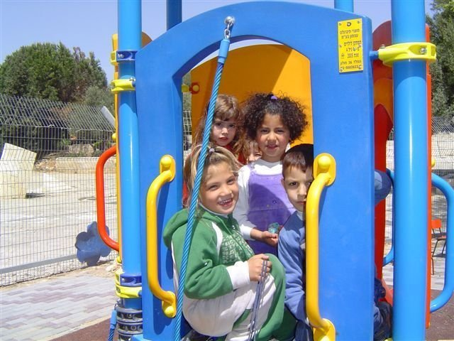 1,000 Jewish and Arab Students Learning Together