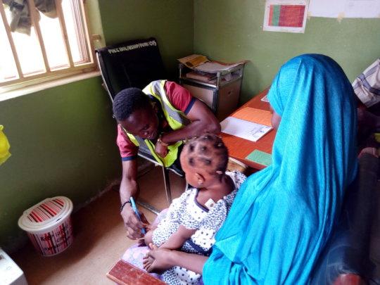 Consultation Service at PHC Gabukka