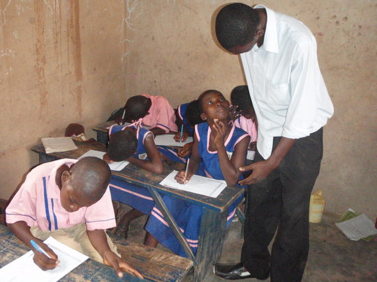 Stop Sexual Harassment of School Students in Ghana
