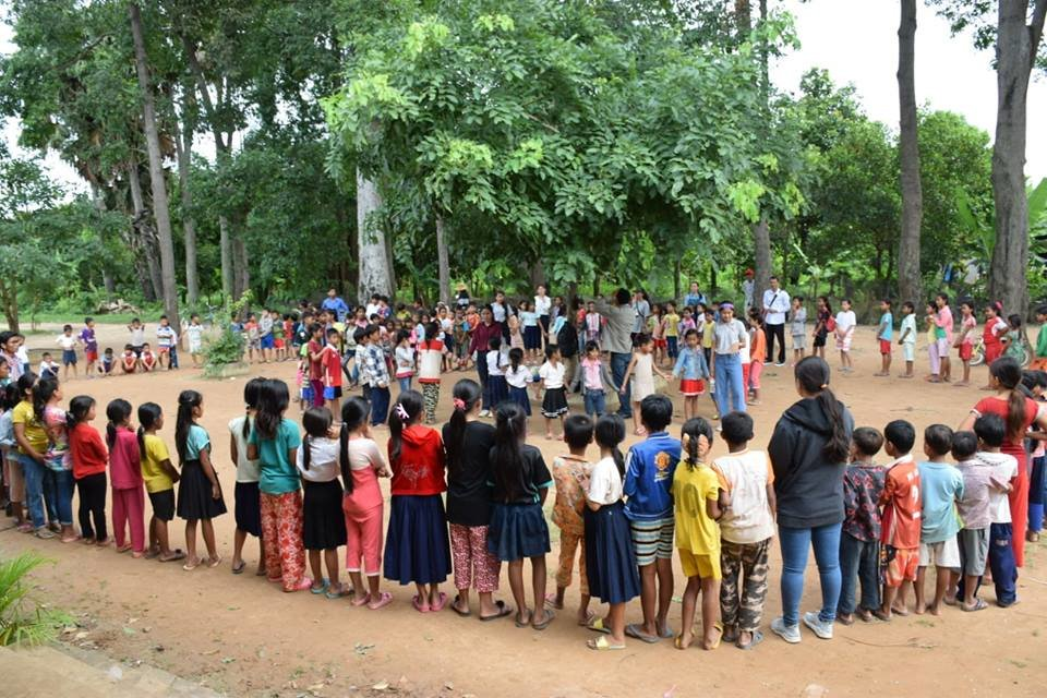 Help Educate Kandal Community Kids
