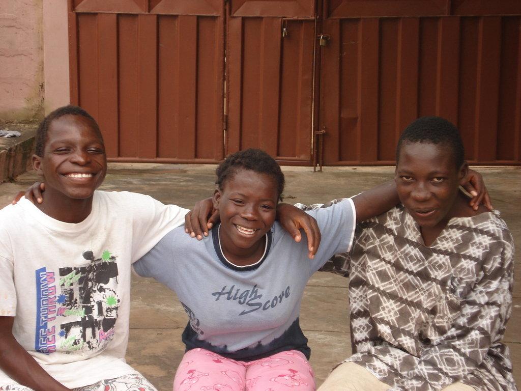 Support Education for Street Children in Ghana