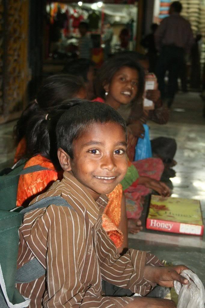 Educate underprivileged children living in slums