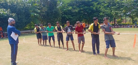 Tug-of-War Boys