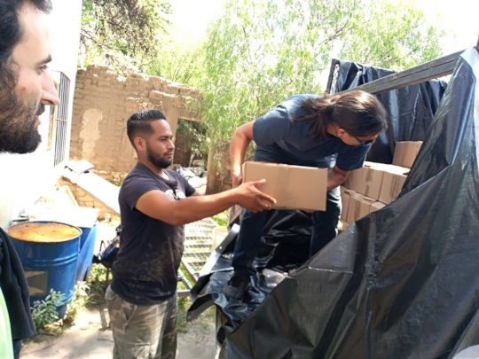 Aquadapt being tested with 700 families in Chiapas