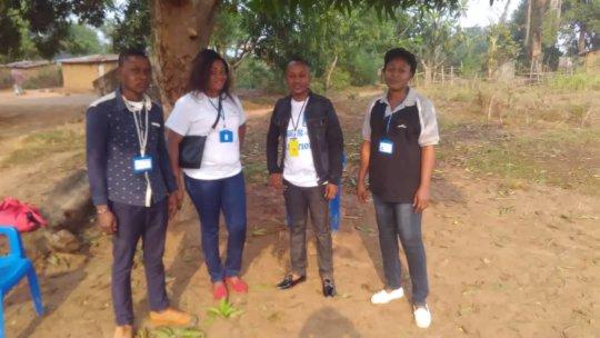 Children Hope Forever Kananga Team
