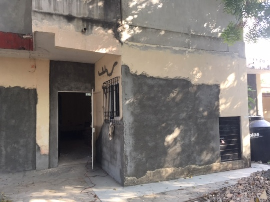 Front Entrance to Casa Isabel