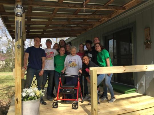 Photo: Wilmington Area Rebuilding Ministry
