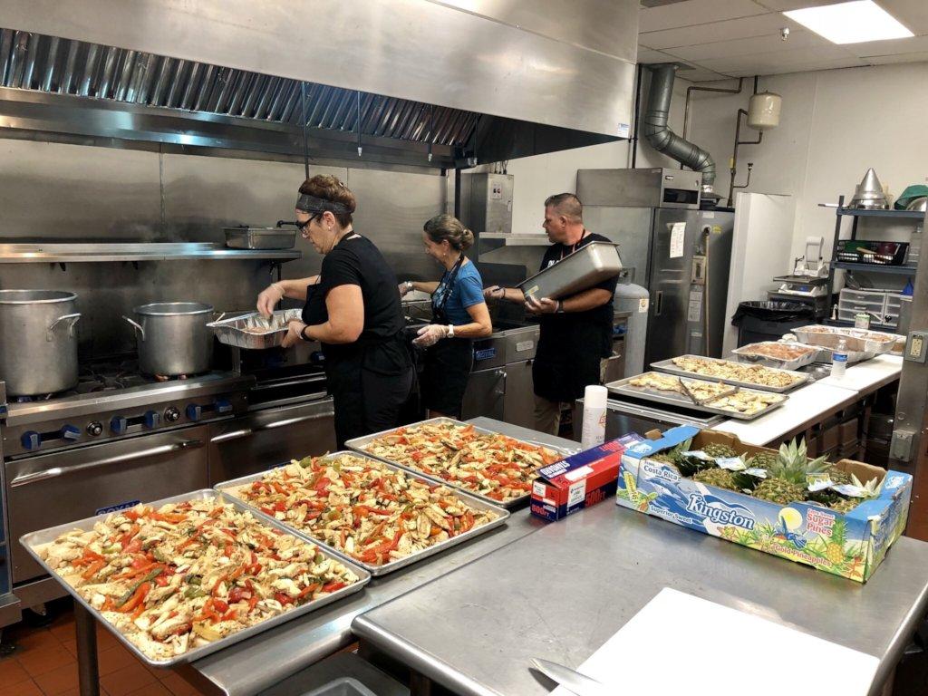 world central kitchen hurricane florence response - World Central Kitchen
