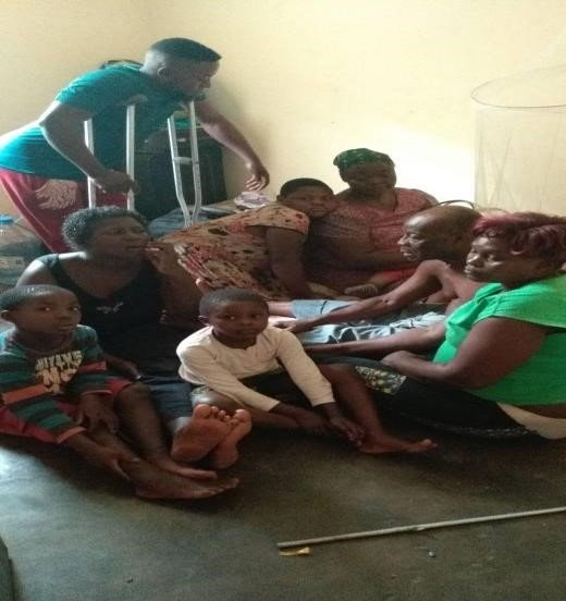 Emergency Funds For Displaced Families In Cameroon