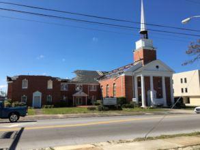 Church 6 months later