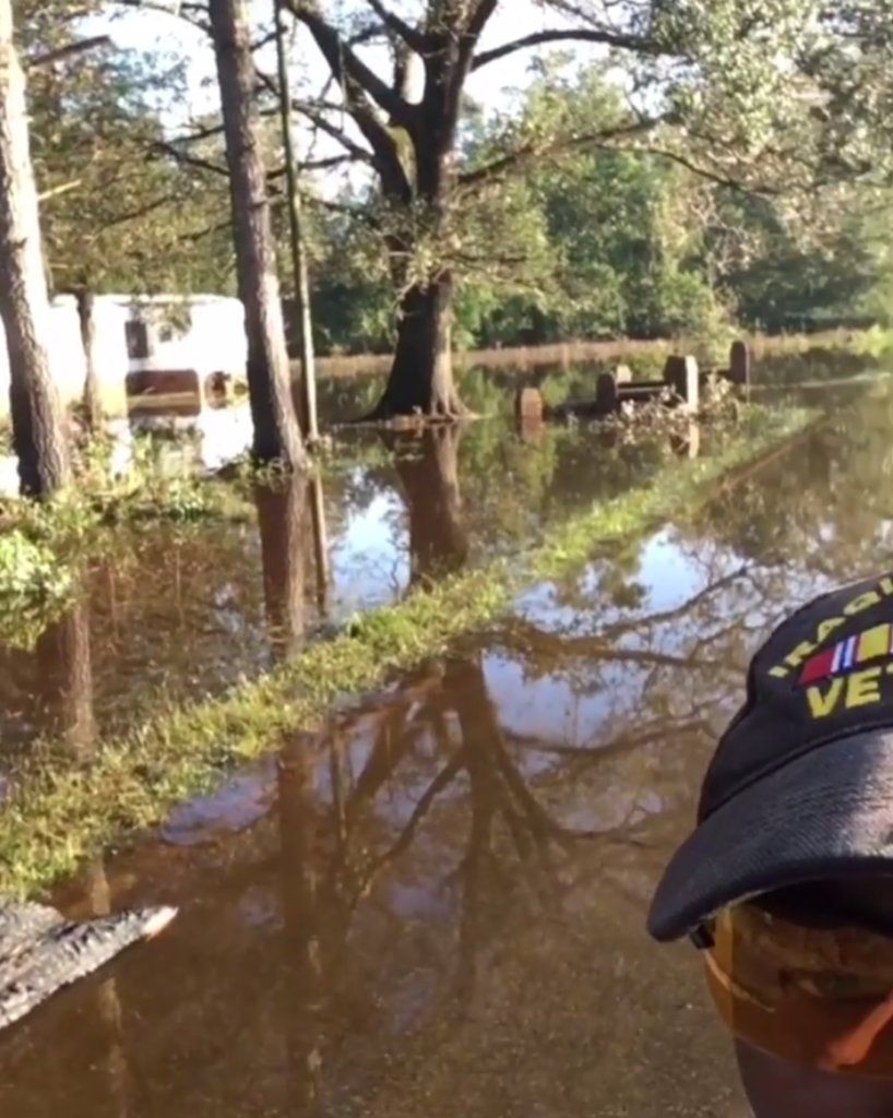 Hurricane Florence First Response and Flood Relief