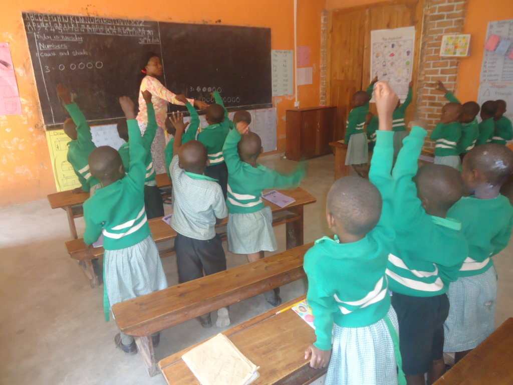 Support a Teacher: Abia (Kutamba Nursery)