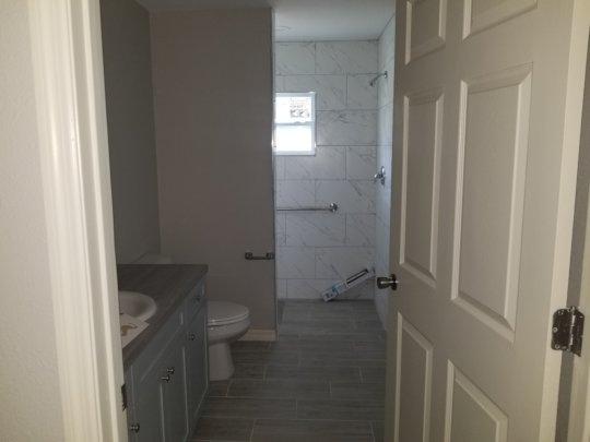 Standard Bathroom in SRO Home
