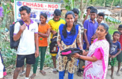BRING SMILES TO KERALA FLOOD AFFECTED CHILDREN