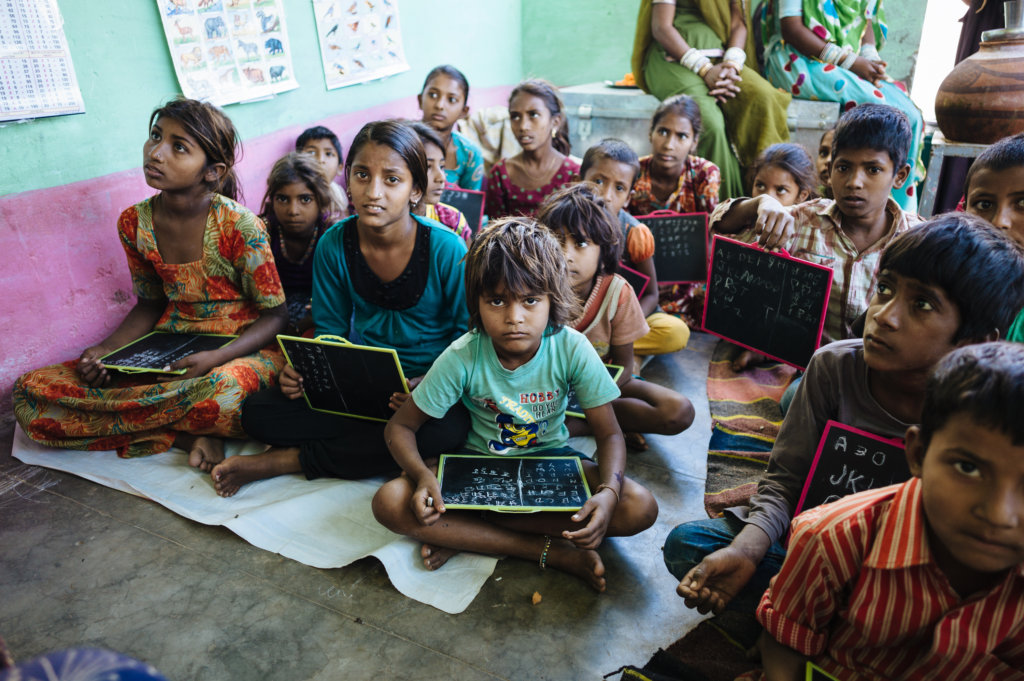 Educating to 25 Child Labour in india
