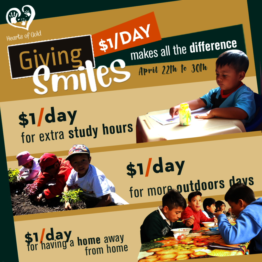 Giving Smiles Has Never Been Easier