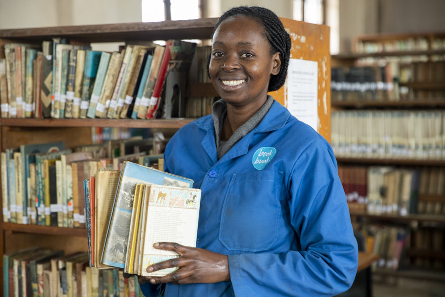Restoring Nairobi's iconic public libraries