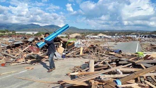 Photo from Aksi Cepat Tanggap (ACT) Foundation
