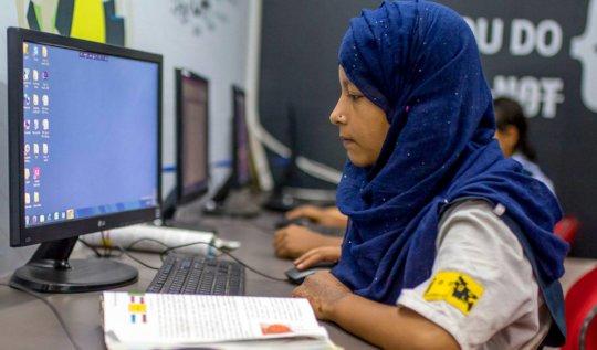 Digital Education for Girls