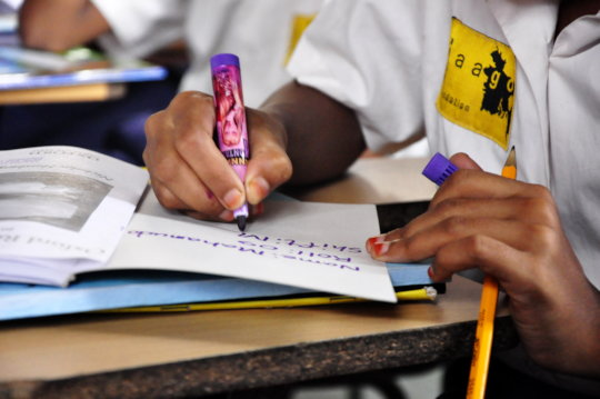 Empowering Girls through Knowledge