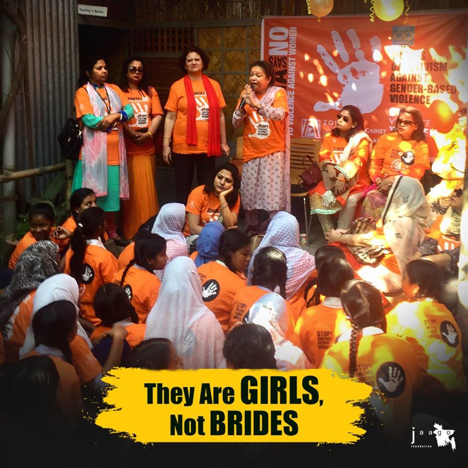 Eliminating The Concept of Early Child Marriage