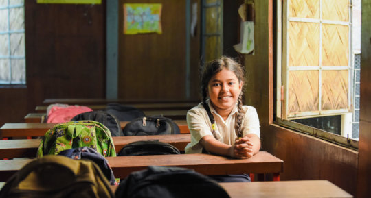Rebuilding a New Normal for Girl's Education